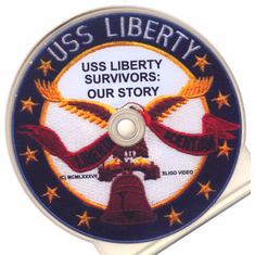 USS Liberty Survivors: Our Story DVD  (A Documentary by Patrick King)