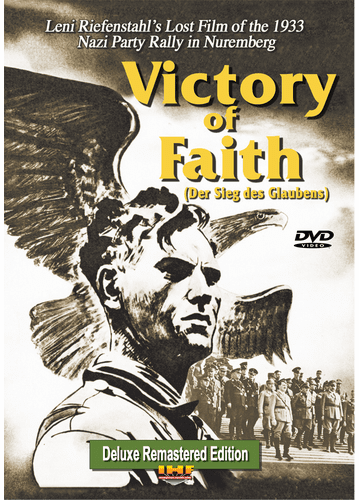 Victory of Faith Deluxe Remastered Edition DVD (Der Sieg des Glaubens)