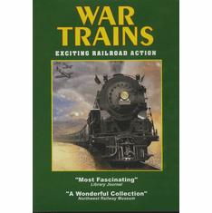 War Transportation DVDs