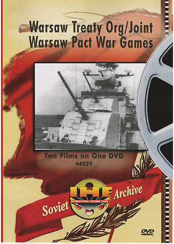 Warsaw Treaty Organization / Joint Warsaw Pact War Games DVD