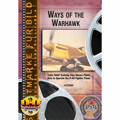 Ways Of The Warhawk (P-40) DVD