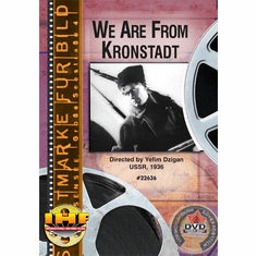 We Are From Kronstadt DVD