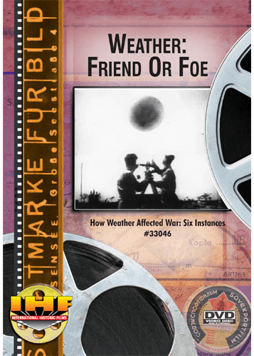 Weather: Friend Or Foe DVD