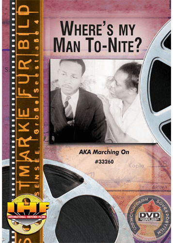 Where's My Man To-Nite? DVD (aka Marching On)