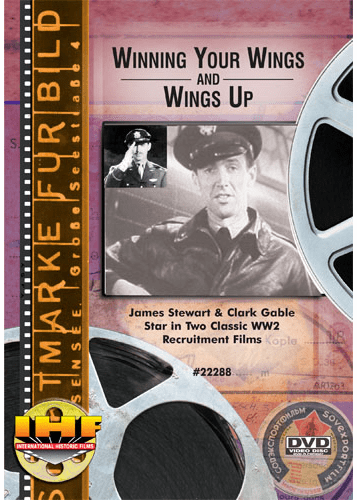 Winning Your Wings DVD