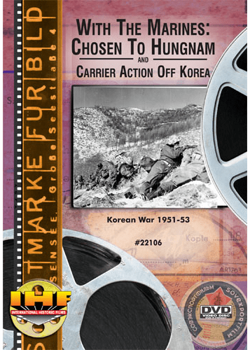 With The Marines: Chosen To Hungnam Plus Carrier Action Off Korea DVD