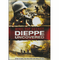 WW2 Top Secret: Dieppe Uncovered DVD