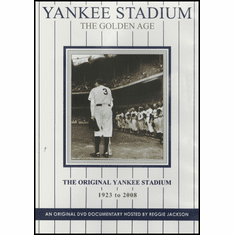 Yankee Stadium:The Golden Age DVD (The Original Yankee Stadium)