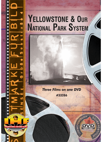 Yellowstone and Our National Park System DVD