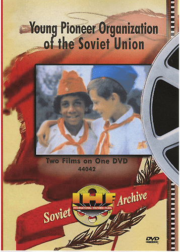 Young Pioneer Organization of the Soviet Union DVD