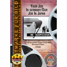 Your Job In Germany DVD