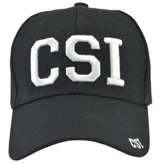 CSI Hat - Click to enlarge