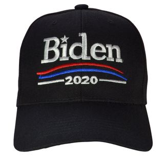 Joe Biden 2020 Black Star Hat  - Click to enlarge