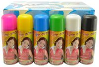 Temporary Color Hair Spray 3 oz (24 Cans)