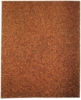 """Aluminum Oxide Sandpaper Sheets, 9"""" by 11"""", P100A Grit, Pack of 50."""