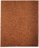 """Aluminum Oxide Sandpaper Sheets, 9"""" by 11"""", P220A Grit, Pack of 50."""
