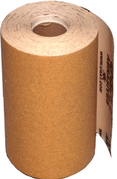 "GoldStar Adhesive Sandpaper Roll, 4.5"" Wide, 10 Yds. Long, 100 Grit."