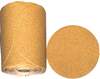 """Automotive Gold 6"""" Self-Adhesive Sanding Discs, 320 Grit, Roll of 100."""
