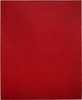 """Red Heavy Duty Aluminum Oxide Sandpaper Sheets, 9"""" by 11"""", 100 Grit, Pack of 50."""