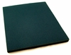 """BlackCarbon Wet or Dry Sandpaper Sheets, Silicon Carbide, 9"""" by 11"""", P2500 Grit, Pack of 50."""