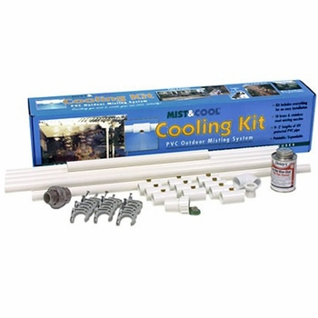 PVC Outdoor Misting System -CS