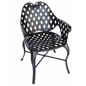 Arch Weave Chair