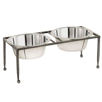 Austin Double Pet Feeder