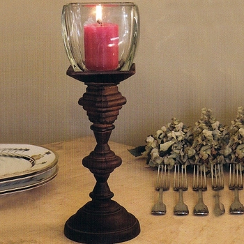 Baytown Candle Holder