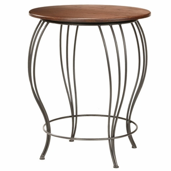 "Bella Bar Table with 36"" Top"