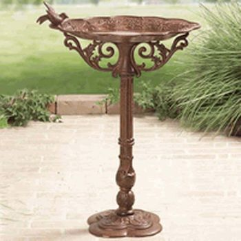 Useful & Unique Outdoor Decor | Iron Accents