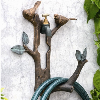 Bird & Branch Hose Holder