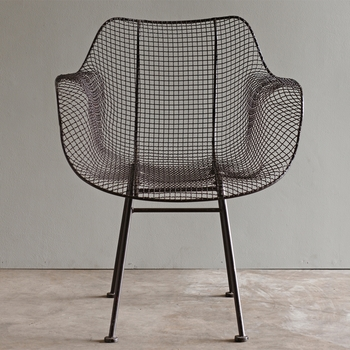 Biscayne Modern Wire Chair - (Set)