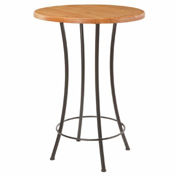 "Standard Bistro Table w/ 30"" Top"