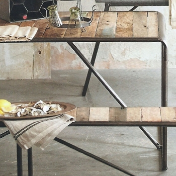 Boatwood Dining Bench