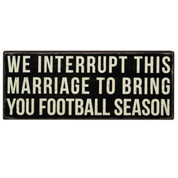 Sign - Interrupt Marriage -CS