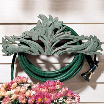 Butterfly Wall Mount Hose Holder