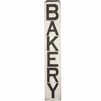 Carved Sign - Bakery
