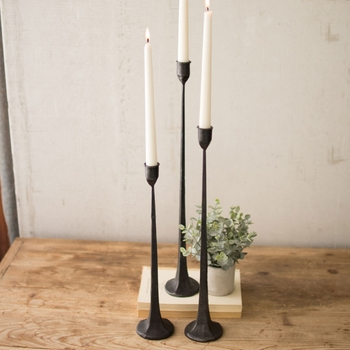 Cast Iron Tapers (Set-3)