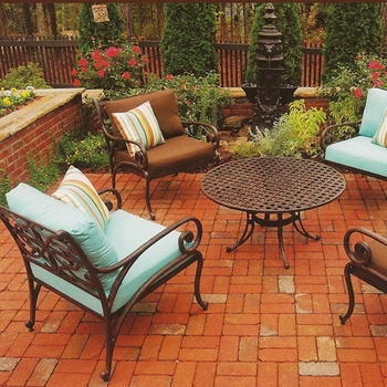 Catalina Aluminum Patio Furniture Collection