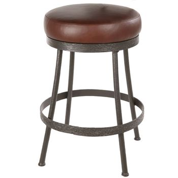 Cedarvale Backless Counter Stool