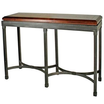 Cedarvale Console Table with Top