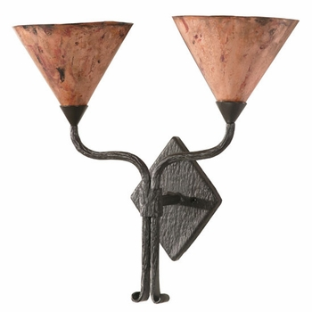 Cedarvale Double Wall Sconce