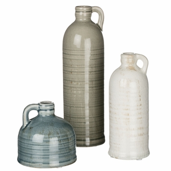 Ceramic Jugs (Set-3)