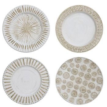 Chantilly Plate Grouping  (Set-4)