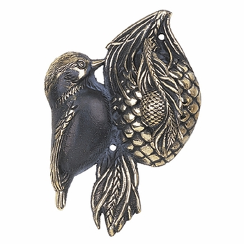 Chickadee Door Knocker