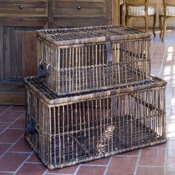 Chicken Coop Crates (Set-2)