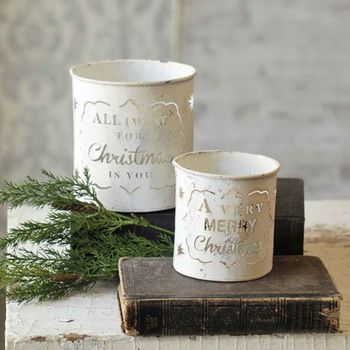 Christmas Containers Set-2