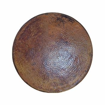 """Copper Table Top - Round 30""""- 36"""""""