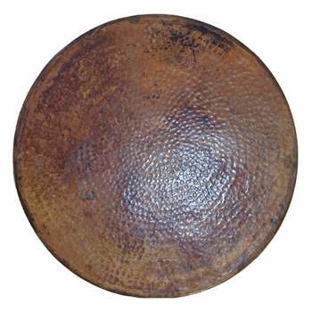 """Copper Table Top - Round 54""""- 60"""""""