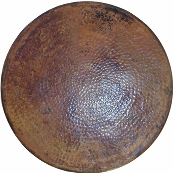 """Copper Table Top - Round 72""""- 84"""""""